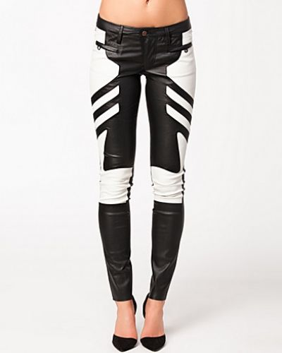 Hunkydory Huelva Stretch Leather Pant
