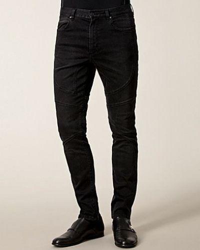 Hugo Boss straight leg jeans till herr.