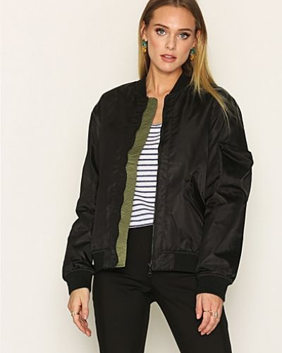 d. Brand Hunter Bomber Jacket