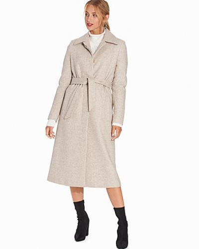 Iza Long Wool Coat Filippa K kappa till dam.