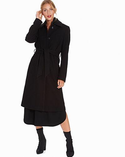 Iza Wool Belt Coat Filippa K kappa till dam.