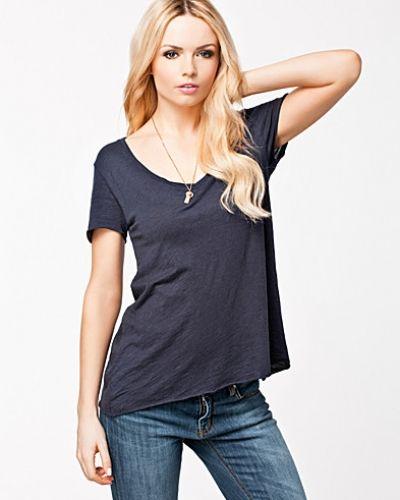 Till dam från American Vintage, en blå t-shirts.