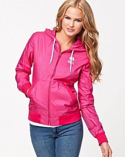 Till dam från Franklin & Marshall, en rosa övriga jacka.