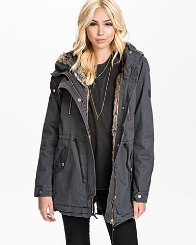 ONLY Jane Canvas Parka