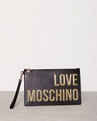 Svart kuvertväska från Love Moschino till tjejer.