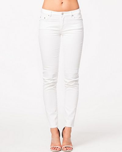 Jeans 26 Monitor White BLK DNM slim fit jeans till dam.