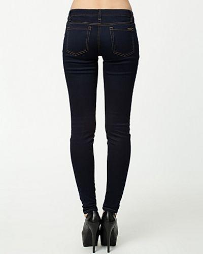 Metallicfärgad slim fit jeans från MICHAEL Michael Kors till dam.