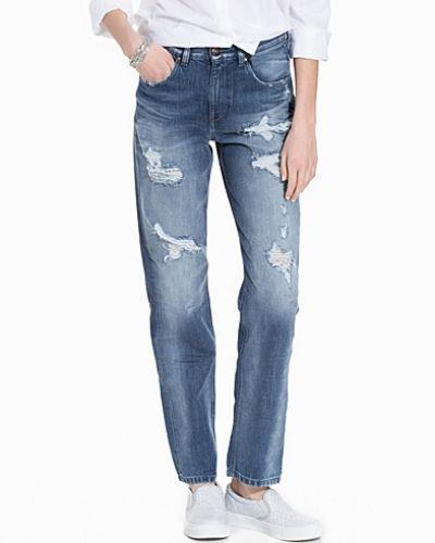 Straight leg jeans från Diesel till dam.