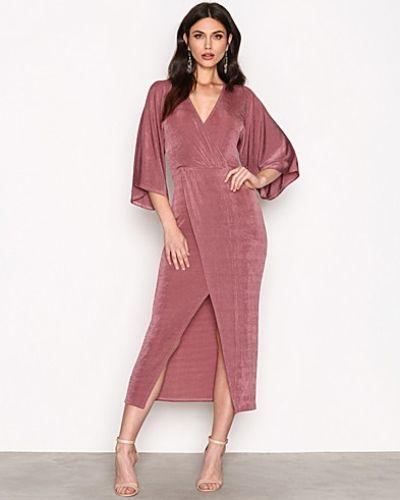 Kimono Wrap Dress NLY Trend maxiklänning till dam.