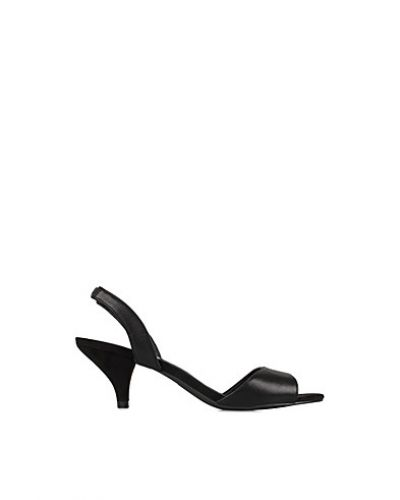Nly Shoes Kitten Sling Back Pump