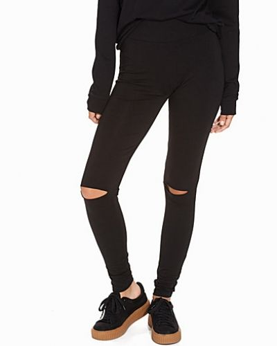 Knee Cut Leggings NLY Trend leggings till dam.