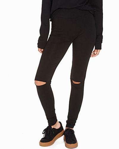 Leggings Knee Cut Leggings från NLY Trend