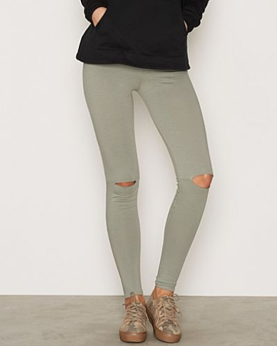Leggings Knee Cut Leggings från NLY Trend