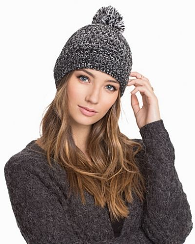 NLY Accessories Knit Pom Pom Hat