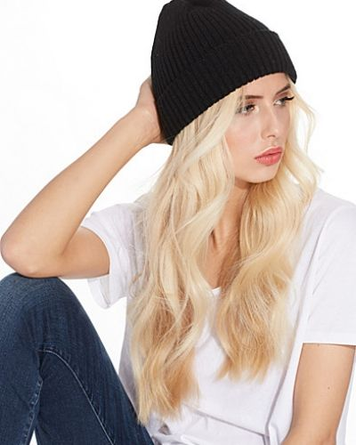 NLY Accessories Knitted Rib Beanie