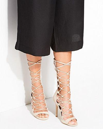 Högklackade Knot High Heel Sandal från Nly Shoes
