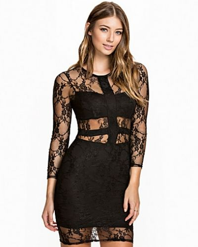 John Zack L/S Lace Dress