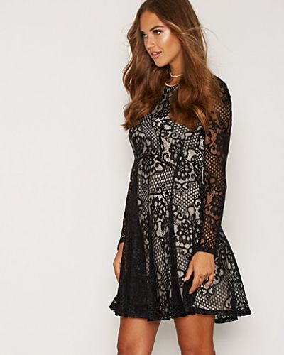 Miss Selfridge L/S Skater Dress