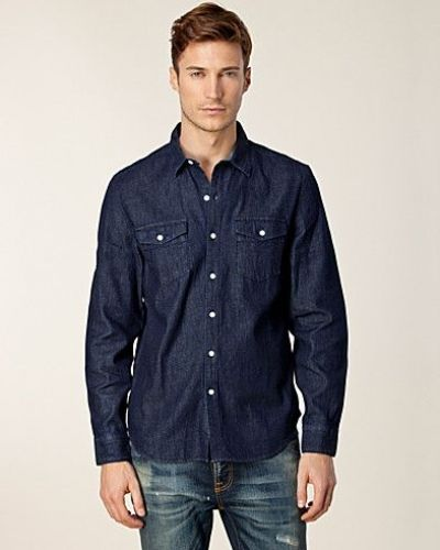 554ea415332f L/S Truck Western Shirt Levis jeansskjorta till herr.