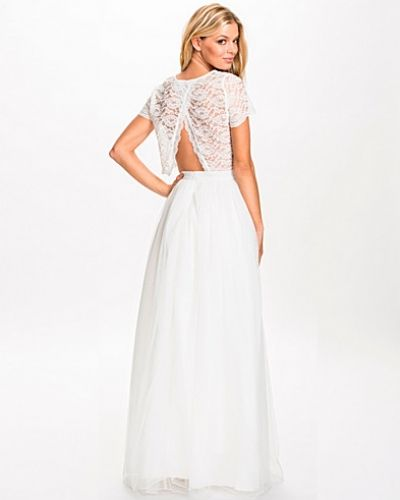 Nly Eve Lace And Tulle Set Dress