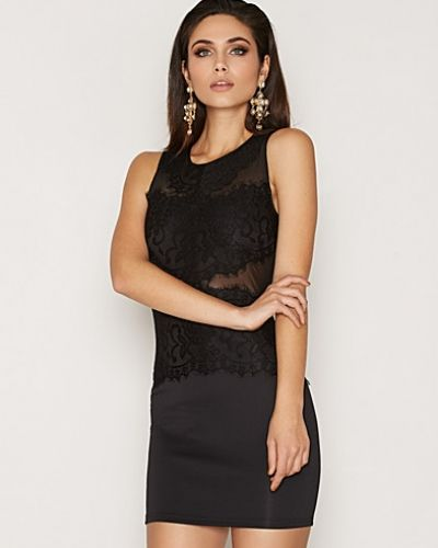 Miniklänning Lace Bust Mini Bodycon Dress från Ax Paris