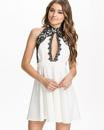 NLY One Lace Collar Skater Dress