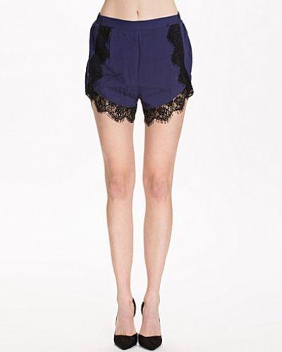 Glamorous Lace Contrast Shorts