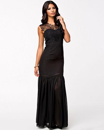 Lace Decor Mermaid Dress Nly Eve maxiklänning till dam.
