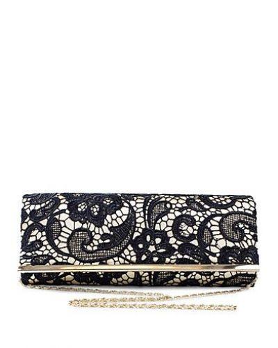 Lace Detail Clutch från Awear, Clutch-Väskor