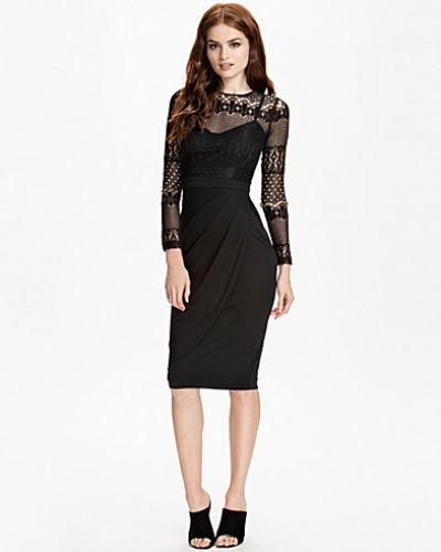 Långärmad klänning Lace Drape L/S Dress från French Connection