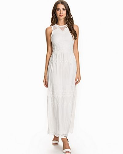 Lace Embellished Maxi Dress Miss Selfridge studentklänning till tjejer.