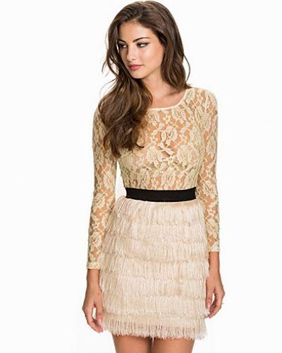 Rare London Lace Fringe Dress