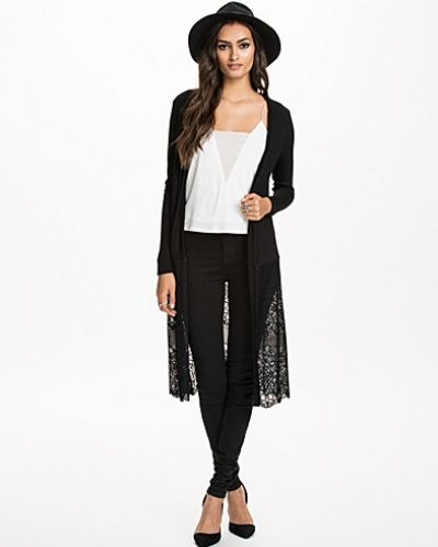 NLY Trend Lace Insert Cardigan