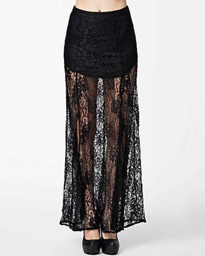 Långkjol Lace Maxi Skirt från Glamorous