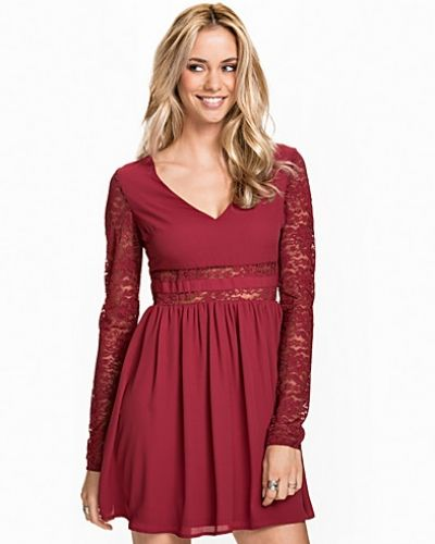 NLY Trend Lace Midriff Dress