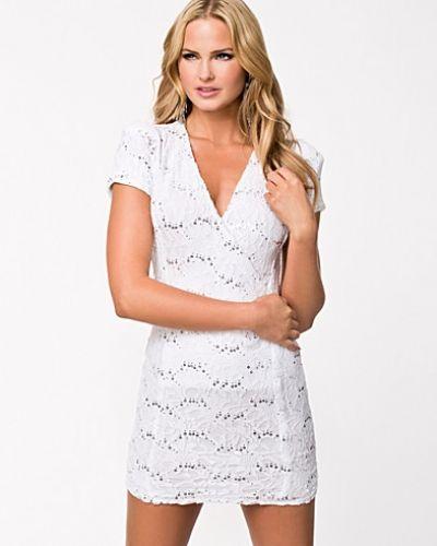 Lace Sequin S/S Dress John Zack studentklänning till tjejer.