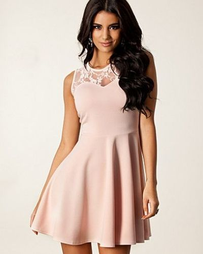 Three Little Words Lace Skater Dress