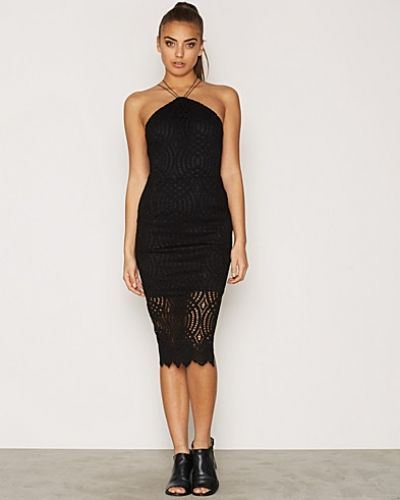 Lace Triangle Midi Dress Topshop midiklänning till dam.