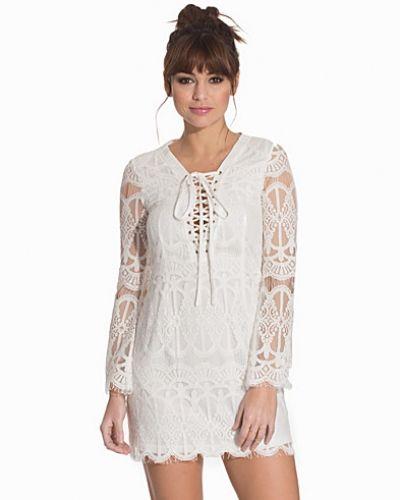 Glamorous Lace Up Dress
