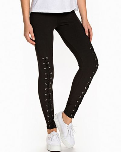 NLY Trend Lace Up Leggings