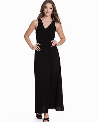 Lace Up Sleeveless Maxi Dress Glamorous maxiklänning till dam.
