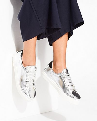 Topshop Lace Up Trainer