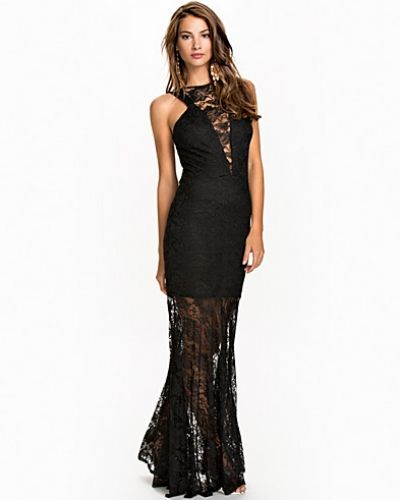 Honor Gold Lacey Maxi Dress
