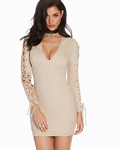 NLY One Lacing Sleeve Dress