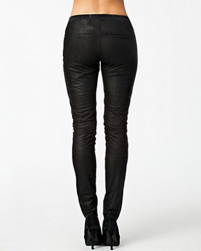 Y.A.S Landry Leather Leggings
