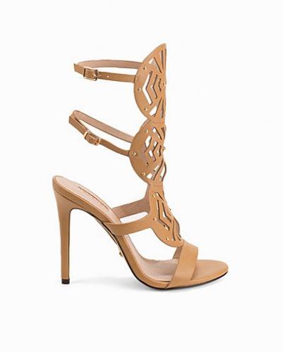 Topshop Laser Cut Sandals