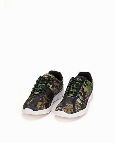 Leaf Signature Shoe Girl Oill sneakers till dam.