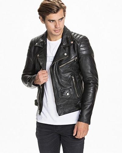 BLK DNM Leather Jacket 31