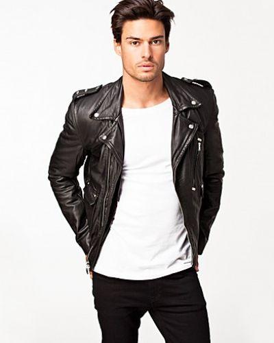 BLK DNM Leather Jacket 65