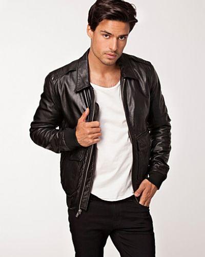BLK DNM Leather Jacket 80